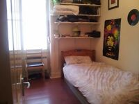 Very small room available