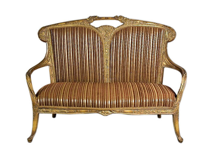 Charming French Art Nouveau Furniture