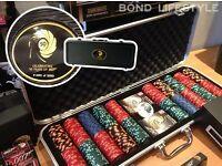 Cartamundi limited edition 50th anniversary James Bond collectable. New in box.