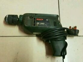 BOSH SB 320 ELECTRIC DRILL 320W
