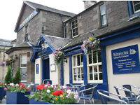 Waiting Staff - full & part time positions in Bridge of Allan and Dunblane