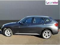 2013 BMW X1 XDRIVE18D XLINE Diesel grey Manual