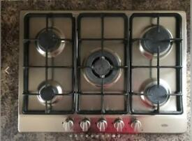 Belling 5 ring gas hob