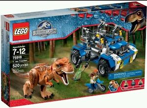 LEGO 75918 JURASSIC WORLD T-Rex TRACKER!!! Brand new!!!