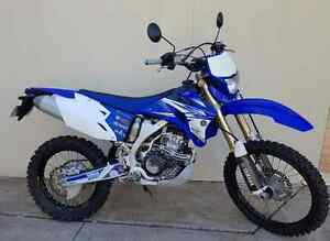 Yamaha WR250F Adelaide CBD Adelaide City Preview