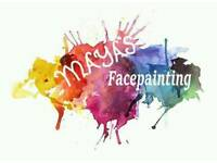 Maya's Facepainting - For hire for parties and events