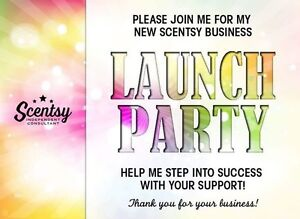 Scentsy Party!!
