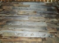 Old weathered Barn Board