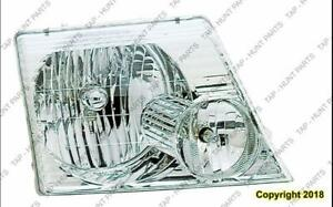 Head Light Passenger Side High Quality Ford Explorer 2002-2005