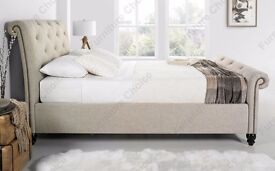 Brand new Kaydian Belford king size bed [ frame only no mattress] still in packaging ,unopened