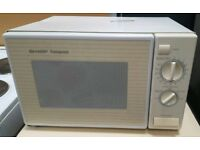 sharp compact microwave