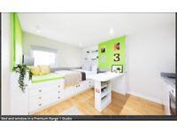 Student Accommodation Studio Flat - Cardiff