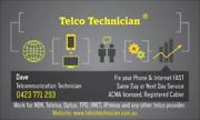 Phone ADSL Internet Repair, Telecommuniciation Technician Sydney Castle Hill The Hills District Preview