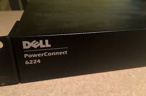 Dell PowerConnect 6224 24-Port Gigabit Ethernet Switch