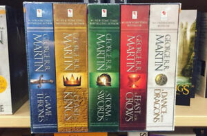 Game of Thrones Series eBook Collections
