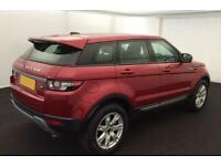 LAND ROVER R/R EVOQUE 2.0 TD4 SE TECH HSE DYNAMIC 4WDLUX 2W FROM £124 PER WEEK!