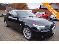 2006 56 BMW 5 SERIES 3.0 530I M SPORT 4D AUTO 255 BHP