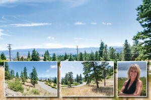 Location! Amazing Private View Lot - 1436 West Kelowna Road