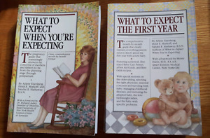 Pregnancy Book - What to Expect When You're Expecting