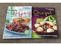 Weight watchers recipe books