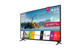 "LG TV 60"" 4k smart ultra hd"