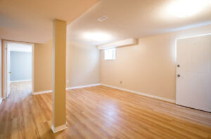 Spacious and Bright 2 bedroom Basement apartment