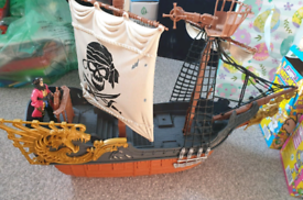 Kids pirate ship