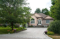 Custom Home with In-Law/Nanny Suite in Wasaga Beach