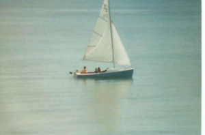 17ft O'Day Daysailor