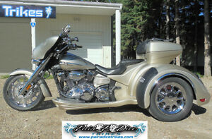 Trike Conversions and sidecars for almost any bike. Edmonton Edmonton Area image 7