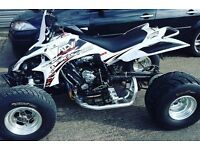 R1 QUAD NOT RAPTOR LTZ KTM