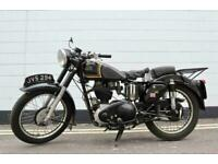 1951 AJS M18 500cc Jam Pot - In Great Condition