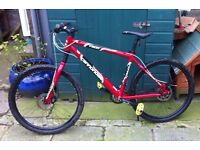 Cannondale F500 mountain bike