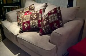 FS:  Living Room Set (chair, ottoman, loveseat, chaise lounge)
