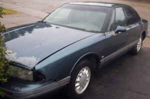 1994 Oldsmobile Eighty-Eight Sedan, Make me an offer