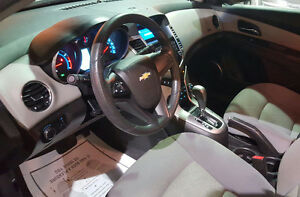 2012 Chevrolet Cruze Eco w/1SA Sedan TURBO BLUETOOTH NO ACCIDENT Cambridge Kitchener Area image 14
