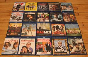 Blu-rays à vendre (Films + TV)