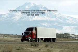 Cheap truck insurance rates