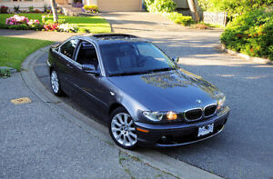 2005 BMW 325CI COUPE 5-spd Manual, Rare ONLY 50K, Mint, Loaded