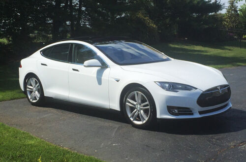 Market for Used Tesla Model S Is Going Strong