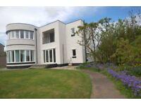 Limekilns - room to let in lux det house £400 pcm plus dep suit prof West Fife / Edinburgh area