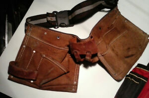 Tool belts pouches