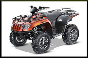 2014 Arctic Cat 500xt