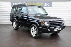 2004 Land Rover Discovery 2.5 Td5 Landmark 7 seat 5dr recent full service and...