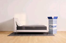 Casper Mattress - UK Double 'The Essential' - 1 year old