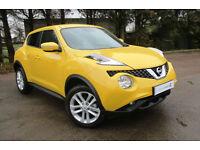 2016 16 Nissan Juke 1.5dCi Acenta Premium 1.5 DCI Diesel 6 Speed with Navigation