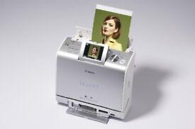 Canon Selphy ES1 Compact Photo Printer