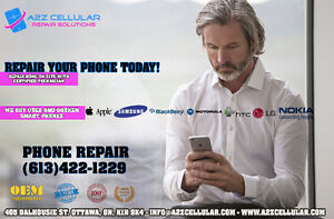 SAME-DAY URGENT REPAIR SERVICES★ON-THE-SPOT★7DAYS★613.422.1229