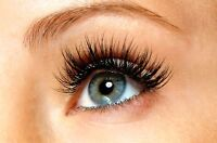 Eyelash Extensions for your special day!
