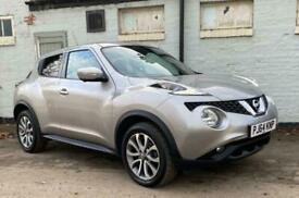 2014 Nissan Juke 1.6 Tekna XTRON 5dr EU5